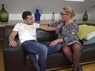 Wild hardcore ass fingering milf