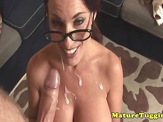 cleared chubby amateur with glasses pov blowjob opinion you are